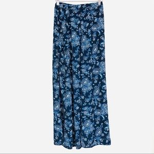NWT Abercrombie & Fitch Long Floral Skirt